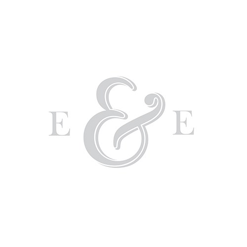 Monogram Simplicity Save The Date Card   Simple Ampersand