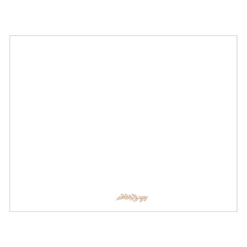 Wedding Guest Book Sign-in Sheets - Blank From This Day Forward