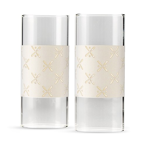 Laser Expressions Dainty Mini Luminary Candle Wrap