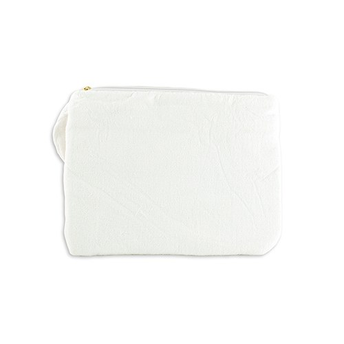 Wet Bikini Bag White