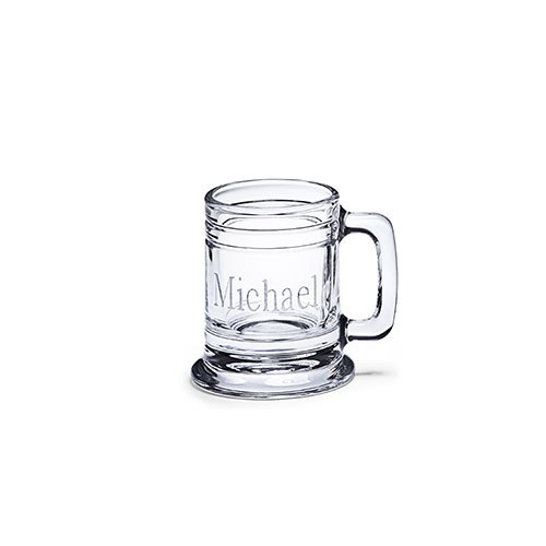 Personalized Clear Mini Maritime Mug Shot Glass
