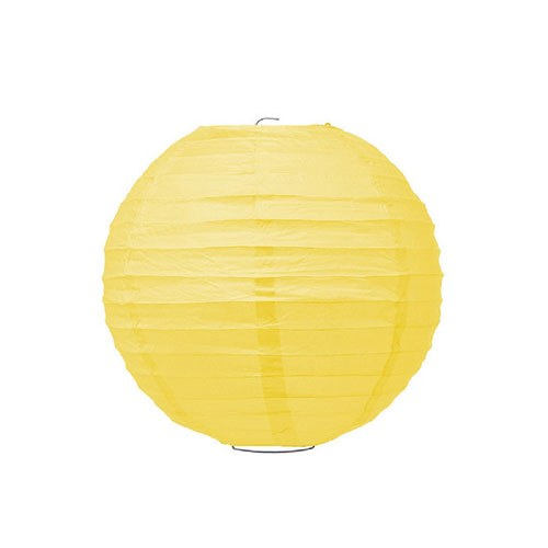 Small Paper Lantern Sunflower