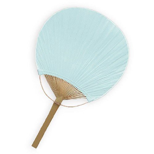 Paddle Fan Robin's Egg Blue
