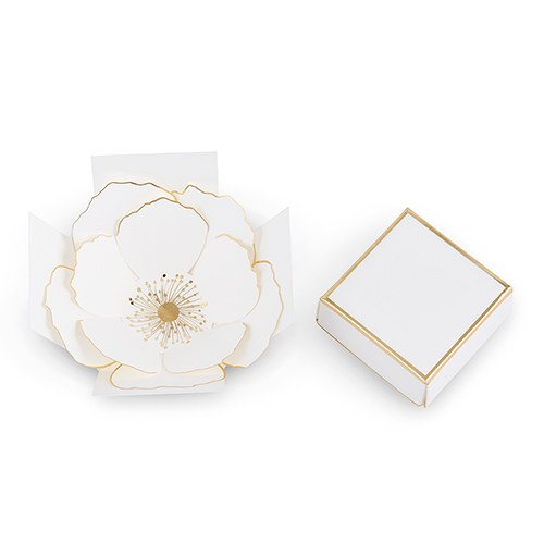 Surprise Bloom Favor Box