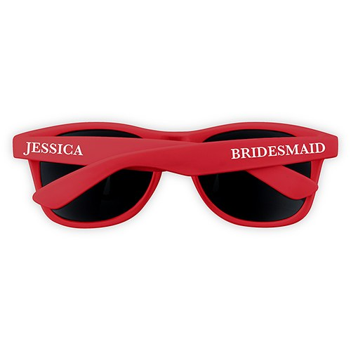 Fun Shades Sunglasses - Red
