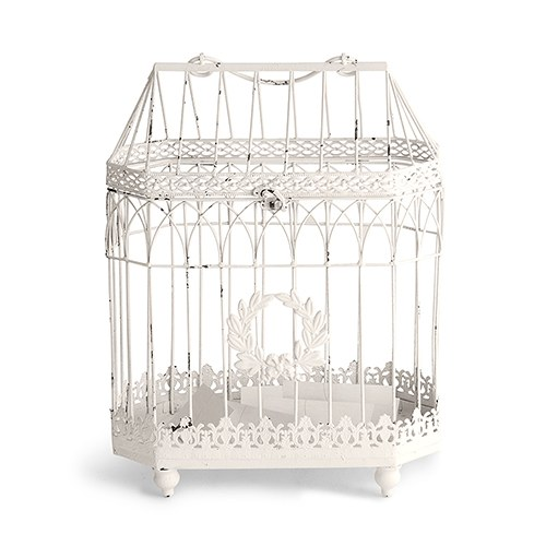 Metal Bird Cage   Conservatory Style