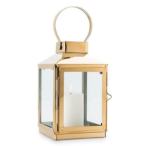Decorative Garden Lantern Light - Medium