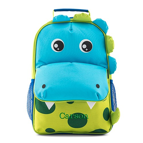 bef90d898f Personalised Kids  Backpack - Dinosaur - Confetti.co.uk