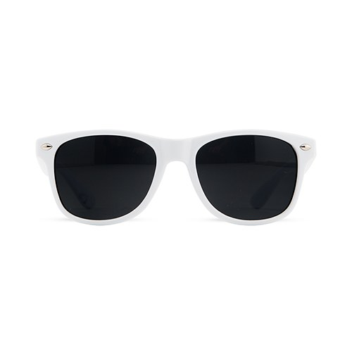 62ce35d6d42 Cool Kid s Sunglasses - White