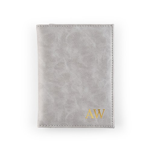 Passport Cover - Faux Leather