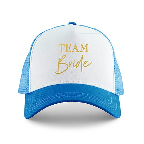 Wedding Party Snapback Trucker Hats - Team Bride