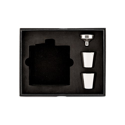 Gift Box Set for Hip Flask