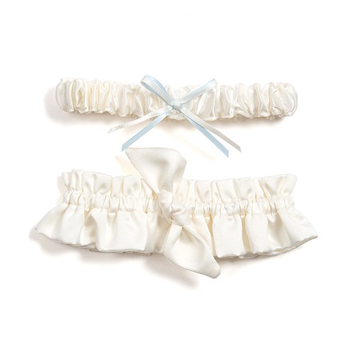 Beverly Clark Tie the Knot Collection Garter Set
