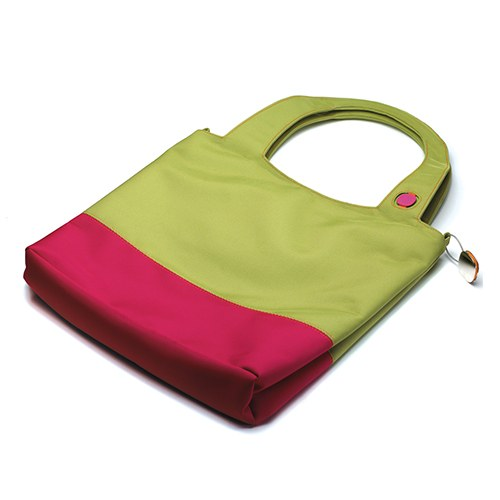 Designer Wedding Tote Bag gift in Twill Polyester