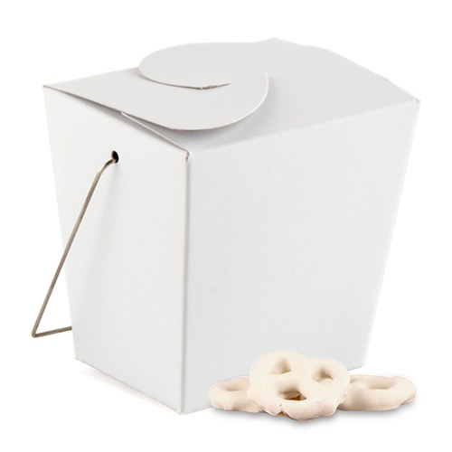 Asian Wedding Take Out Boxes