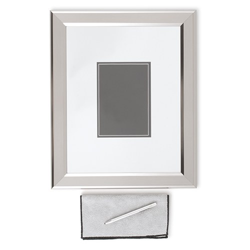Titanium Signature Keepsake Frame – The Knot Shop - The Knot Shop