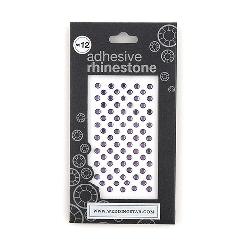 Premium Jewels With Adhesive Backing (3mm - 1/16