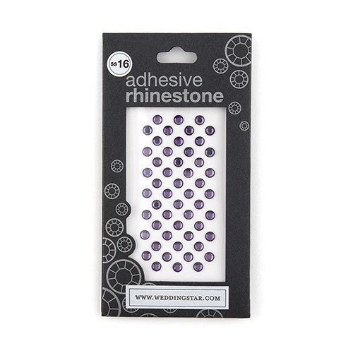 Premium Jewels With Adhesive Backing (4mm - 1/8