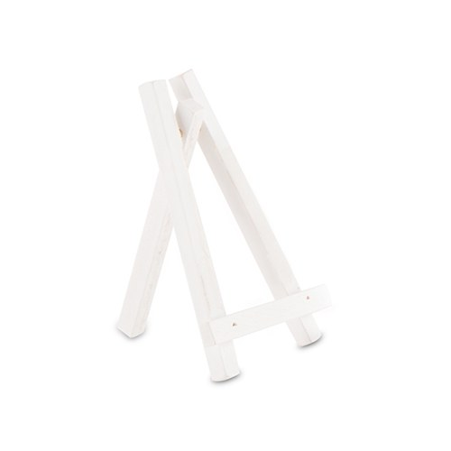 White Wooden Easels Extra Small