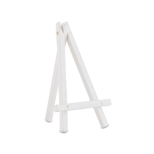 White Wooden Easels Medium