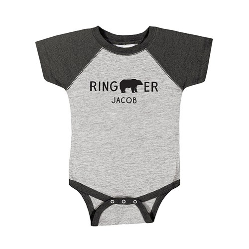 Personalized Baby Onesie - Ring Bearer