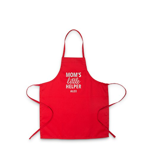 Kid's Apron - Mom's Little Helper