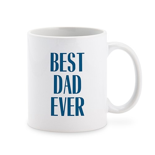 Personalized Coffee Mug - Best Dad Ever