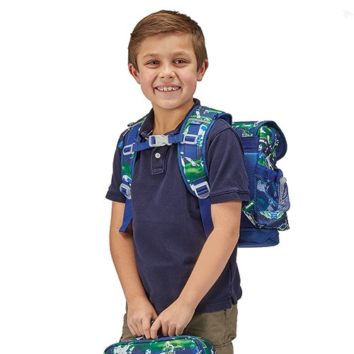 Personalized Kid's Backpack - Soccer