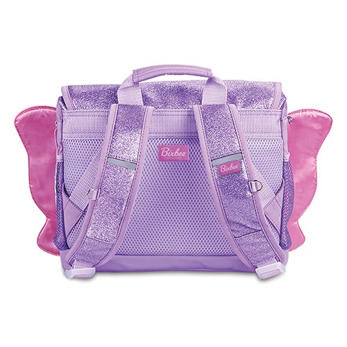 Small Personalized Kids Glitter Backpack - Purple
