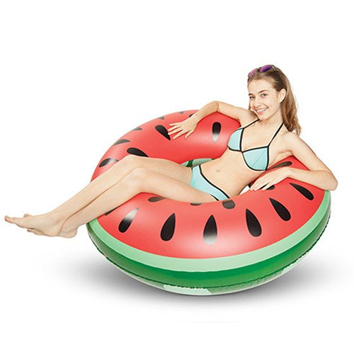 Giant Inflatable Pool Float Toy - Watermelon