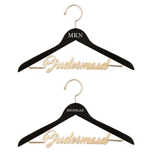 Personalized Wooden Bridesmaid Hanger