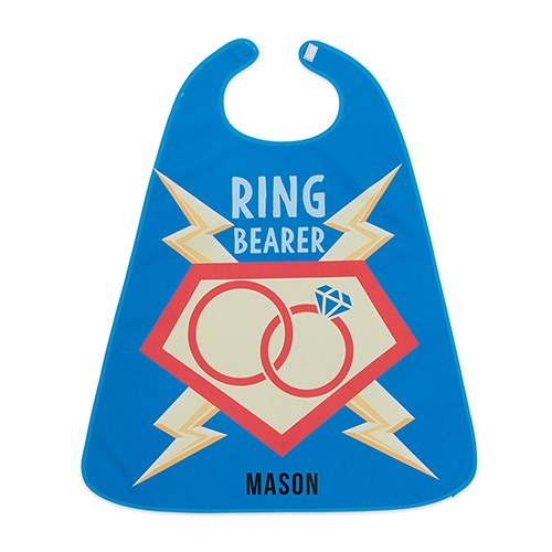 Ring Bearer Super Cape