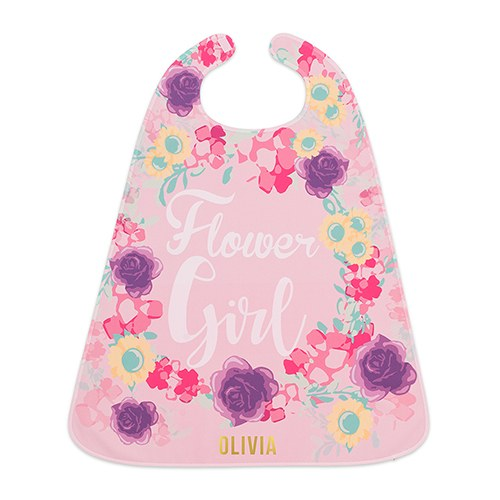 Flower Girl Super Cape