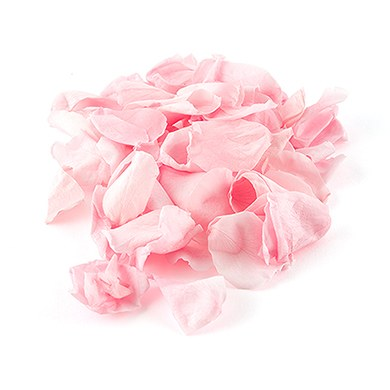 Preserved Natural Rose Petals Freeze Dried Red Rose