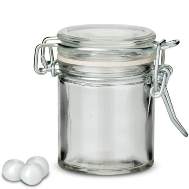 896e9f73a4cd Small Glass Jar With Wire Snap Lid Favor Container (12)
