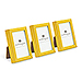 Small 1.75 x 2.5 Metallic Picture Frame - Gold, Silver, or Rose Gold