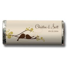 Love Bird Nut Free Gourmet Milk Chocolate Bar