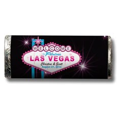 Las Vegas Nut Free Gourmet Milk Chocolate Bar