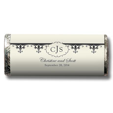 Fleur De Lis Nut Free Gourmet Milk Chocolate Bar