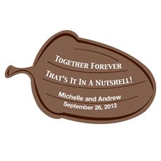 """Together Forever"" Acorn Sticker"