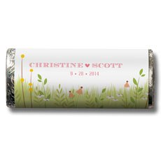 Homespun Charm Nut Free Gourmet Milk Chocolate Bar