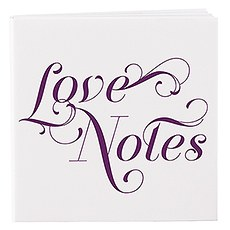Notepad Favor with Personalized Expressions Cover