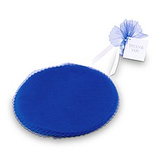 Tulle Circle Favor Bonbonniere Scalloped Edge