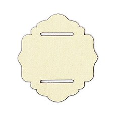 Laser Expressions Paper Buckle