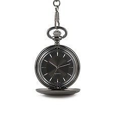 41027 w satin gunmetal pocket watch4a75ef5b11e661a51fe4b9cd152461e3