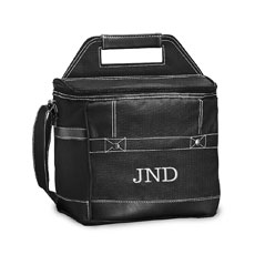 Loden Cooler Bag - Black