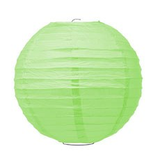 Large Paper Lantern - Grass Green
