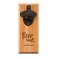 4498 p 8909 106 w cedar wood wall mount bottle opener beer me etchingd34f69d10419c12a9f33e8742ef1995d