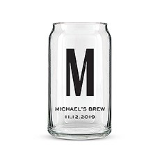 4512 p 8463 147 w beer can shaped glass custom monogram printing706a9be8b072c60768ef6099d8499079