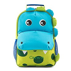 Personalized Kids' Backpack - Dinosaur